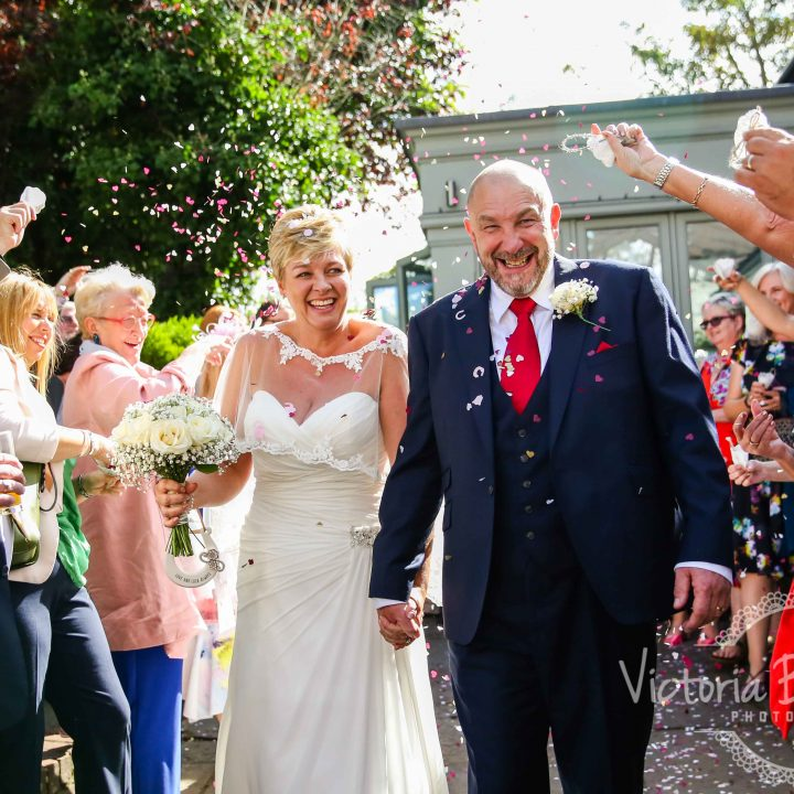Sarah & Mick 9th September 2018